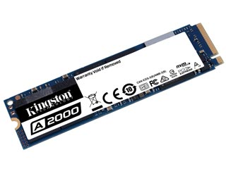 Kingston 250GB A2000 NVMe M.2 PCI-Express SSD [SA2000M8/250G] Εικόνα 1