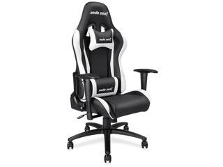 Anda Seat Gaming Chair Axe - Black / White [AD5-01-BW-PV] Εικόνα 1