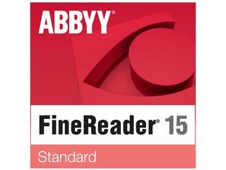 ABBYY FineReader 15 Standard Edition (ESD) [FR15SW-FMPL-X] Εικόνα 1