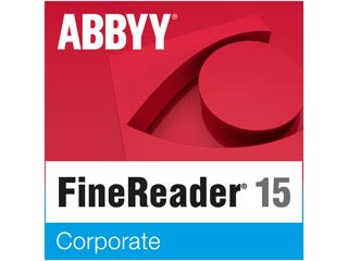 ABBYY FineReader 15 Corporate Edition (ESD) [FR15CW-FMPL-X] Εικόνα 1