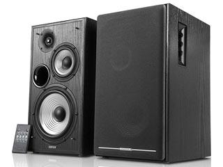 Edifier R2750DB Active 2.0 Bookshelf Multimedia Bluetooth Speakers Εικόνα 1