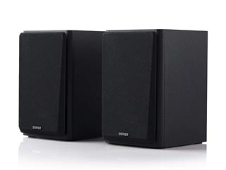 Edifier R1000T4 Bookshelf Multimedia Speakers - Black Εικόνα 1