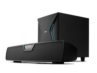 Edifier G7000 RGB Wireless Subwoofer Gaming Speakers Εικόνα 1