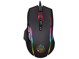 ZeroGround Kennyo v2.0 RGB Gaming Mouse [MS-3600G] Εικόνα 1