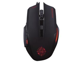 ZeroGround Horio v2.0 RGB Gaming Mouse [MS-3300G] Εικόνα 1