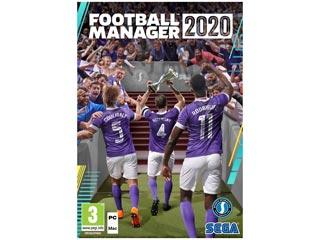 SEGA Football Manager 2020 Greek for PC [FM20-PC] Εικόνα 1