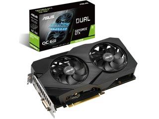 Asus GeForce GTX 1660 SUPER Dual EVO OC 6GB [90YV0DS3-M0NA00] Εικόνα 1