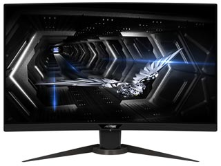 Gigabyte AORUS CV27Q-EK Curved Quad HD 27¨ HDR Wide LED VA 165Hz - 1ms with FreeSync Εικόνα 1