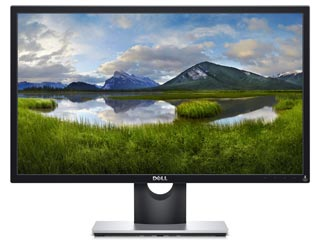 Dell SE2417HGX Full HD 23.6 Wide LED TN 1ms with AMD FreeSync [210-ATVM] Εικόνα 1