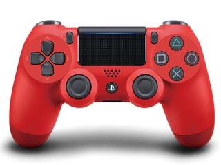 Sony DualShock 4 Wireless Controller Magma Red V2 [PS719893752] Εικόνα 1