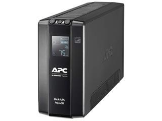 APC Back-UPS Pro 650VA/390W LCD 230V [BR650MI] Εικόνα 1