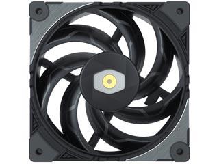 Cooler Master MasterFan SF120M Fan [MFZ-B2NN-20NPK-R1] Εικόνα 1
