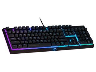 Cooler Master MK110 RGB Mem-Chanical Gaming Keyboard - Mem-Chanical Linear Switches [MK-110-KKMF1-US] Εικόνα 1