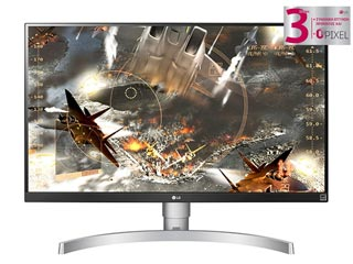 LG Electronics 27UL650-W Ultra HD 4K  27¨ IPS with FreeSync - HDR Ready Εικόνα 1