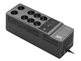 APC Power-Saving Back-UPS 8 Outlet + USB Type-C + Type-A Charger 850VA/520W 230V [BE850G2-GR] Εικόνα 1