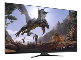 Dell Alienware AW5520QF 54.6¨ Ultra HD 4K - 120Hz with 0.5ms OLED BFGD Display - G-Sync Compatible [210-AUGQ] Εικόνα 1