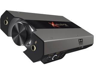 Creative Sound BlasterX G6 Surround 7.1 USB [70SB177000000] Εικόνα 1