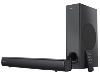 Creative Stage 2.1 Soundbar [51MF8360AA000] Εικόνα 1