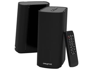 Creative T100 Wireless Desktop Speakers [51MF1690AA000] Εικόνα 1