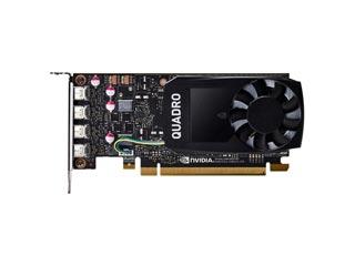 HP nVidia Quadro P1000 4GB PCIe [1ME01AA] Εικόνα 1