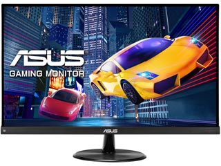 Asus VP249QGR Full HD 23.8¨ Wide LED IPS - 144Hz and Nvidia G-Sync Compatible [90LM03L0-B03170] Εικόνα 1