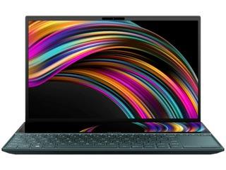 Asus ZenBook Duo (UX481FL-BM067R) - i7-10510U - 16GB - 512GB SSD - Nvidia MX250 2GB - Win 10 Pro [90NB0P61-M04700] Εικόνα 1