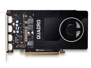 HP nVidia Quadro P2200 5GB PCIe [6YT67AA] Εικόνα 1