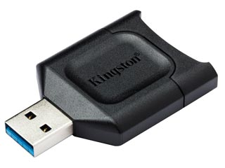 Kingston MobileLite Plus SD Card Reader [MLP] Εικόνα 1