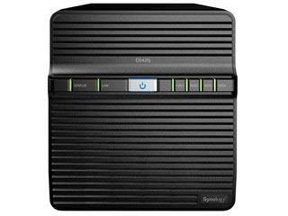 Synology DiskStation DS420j (4-Bay NAS) [DS420j] Εικόνα 1