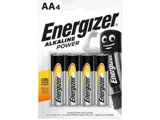 Energizer Alkaline Power Μπαταρίες AA-LR6 4-pack Εικόνα 1