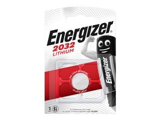Energizer Μπαταρία Λιθίου Κουμπί CR2032 Εικόνα 1