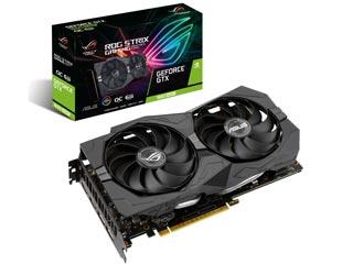Asus GeForce GTX 1660 SUPER ROG Strix OC 6GB [90YV0DW0-M0NA00] Εικόνα 1