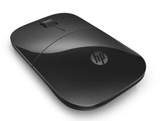 HP Z3700 Wireless Optical Mouse - Glossy Black [V0L79AA] Εικόνα 1