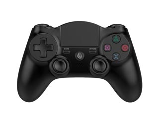 ZeroGround Kojima Gamepad for PC/PS4 with Dual Vibration [GP-1500] Εικόνα 1