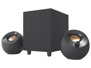 Creative Pebble Plus 2.1 USB Desktop Speakers [51MF0480AA000] Εικόνα 1