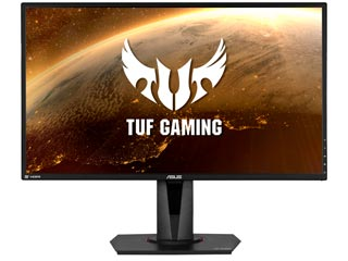 Asus TUF Gaming VG27AQ Quad HD 27¨ Wide LED IPS - 165Hz / 1ms  and Nvidia G-Sync Compatible - HDR Ready [90LM0500-B01370] Εικόνα 1