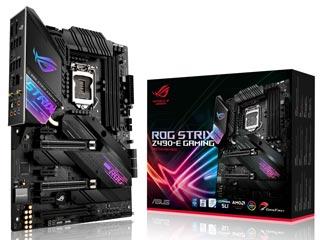 Asus ROG Strix Z490-E Gaming [90MB12P0-M0EAY0] Εικόνα 1