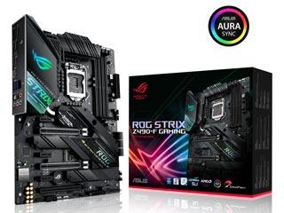 Asus ROG Strix Z490-F Gaming [90MB12Q0-M0EAY0] Εικόνα 1