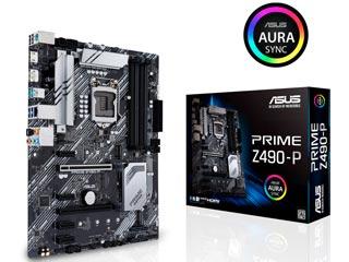 Asus Prime Z490-P [90MB12V0-M0EAY0] Εικόνα 1
