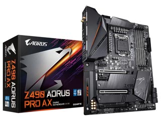 Gigabyte Z490 AORUS Pro AX Εικόνα 1