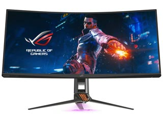 Asus ROG SWIFT PG35VQ Curved UWQHD 35¨ Wide LED VA - 200Hz / 2ms and Nvidia G-Sync Ultimate - HDR Ready [90LM03T0-B02370] Εικόνα 1