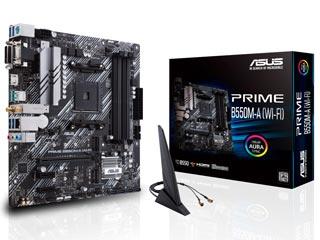 Asus Prime B550M-A WiFi [90MB14D0-M0EAY0] Εικόνα 1
