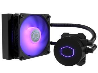 Cooler Master MasterLiquid ML120L V2 RGB Liquid CPU Cooler [MLW-D12M-A18PC-R2] Εικόνα 1