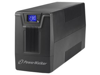 PowerWalker VI Series 600VA/360W SCL(PS) Line Interactive [10121139] Εικόνα 1
