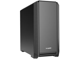 Be Quiet! Silent Base 601 Full-Tower Case - Black [BG026] Εικόνα 1