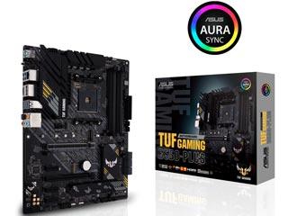 Asus TUF Gaming B550-Plus [90MB14G0-M0EAY0] Εικόνα 1