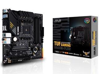 Asus TUF Gaming B550M-Plus [90MB14A0-M0EAY0] Εικόνα 1