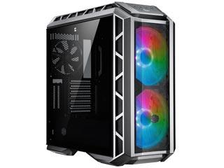 Cooler Master MasterCase H500P Mesh ARGB Windowed Mid-Tower Case Tempered Glass [MCM-H500P-MGNN-S11] Εικόνα 1