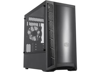 Cooler Master MasterBox MB320L Windowed Mini-Tower Case Tempered Glass [MCB-B320L-KGNN-S00] Εικόνα 1