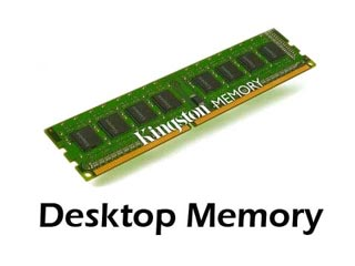 Kingston 8GB DDR4 3200MHz Single Rank Module[KCP432NS6/8] Εικόνα 1